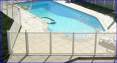 barriere piscine.cloture piscine.securite piscine.protection piscine ...